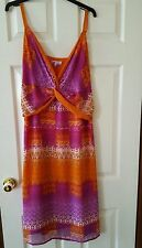 Per Una Women's Sleeveless Calf Length Summer/Beach Dresses