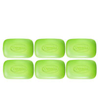 Dermisa Moisturizing Bar Soap. Natural Skin Hydrater & Cleanser. 3 Oz. Pack of 6