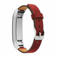 Fit For Fitbit Alta /HR Replacement Genuine Leather Watch Wrist Bracelet Band