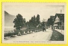 cpa Vue Rare LAC d'ANNECY Haute Savoie CHALET Térrasse des LIBELLULES à DUINGT
