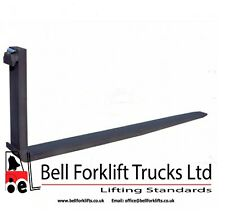 More details for forklift forks, various sizes available, priced per pair