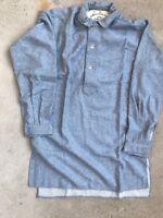 US Army M1874 Blue Gray Wool Shirt Size 50