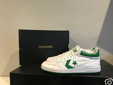 0eb39704aa3 Converse Fastbreak 83 Mid Mens Shoe Size Uk 9 Green White 156973C - New In  Box