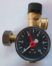 Safety Group 6 bar valvola limitatrice di pressione 720690901