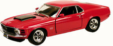 1970 Ford Mustang Boss red 1:24  Motormax