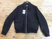 BRAND NEW MENS PAUL SMITH FLIGHT JACKET.SIZE L. BNWT.