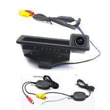 Wireless Car Rear Trunk Handle Reverse Camera for BMW E82 E88 E90 E91 E92 E93