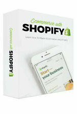 Ecommerce With Shopify - pdf eBook / with Resell Rights / Fast Delivery