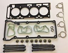 FOR FORD FIESTA MK5 FORD KA 1.3 2002 ON BRAND NEW HEAD GASKET SET & HEAD BOLTS