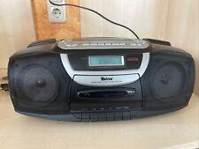 Tevion Radiorecorder mit Cd-Player
