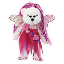 Beanie Kids Flowerbud the Fairy Bear