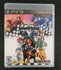 PS3 Kingdom Hearts HD 1.5 Re MIX