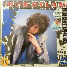 BOB DYLAN LP EMPIRE BURLESQUE EUROPE REISSUE VG++/VG++ OIS