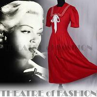 VINTAGE LAURA ASHLEY 20s DRESS GATSBY FLAPPER WEDDING VICTORIAN 30s 40s 50s VAMP