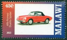 ALFA ROMEO DUETTO SPIDER Sports Car Automobile Mint Stamp