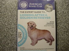 American Kennel Club Expert Guide To Golden Retriever Dog (DVD 2008) Training