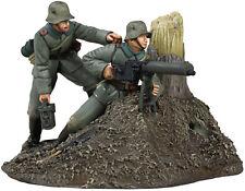 BRITAINS SOLDIERS WW1 GERMAN-GERMAN MG08/15 MACHINE GUN SECTION REDUCED -WB23041