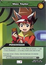 Carte Card Game DINOSAUR KING DKDS - 70 /100 MAX TAYLOR Personnage VF
