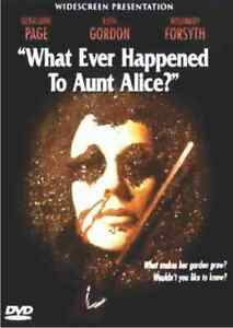 What Ever Happened To Aunt Alice 1969 Horror - Geraldine Page, Ruth Gordon - DVD