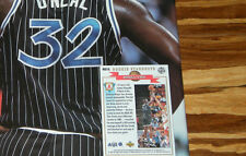 Vintage 90's Beckett Magazine Basketball w/ Shaq Cover
