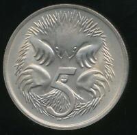 Australia, 1980 Five Cent, 5c, Elizabeth II - Choice Uncirculated