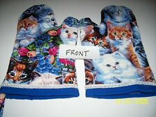 New listing Cats Oven Mitts