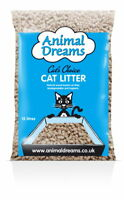 Animal Dreams Cat's Choice Woodbase Cat Litter 15ltr