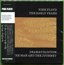 Pink Floyd THE EARLY YEARS. DRAMATIS/ATION 69 THE MAN AND THE JOURNEY CD mini-LP