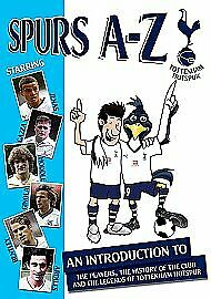 Tottenham Hotspur: A-Z DVD (2009) BRAND NEW SEALED FREEPOST