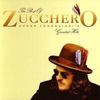 ZUCCHERO: THE BEST OF ZUCCHERO.GREATEST HITS (SPECIAL EDITION) CD 16 TRACKS NEUF
