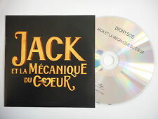 DIONYSOS : JACK ET LA MECANIQUE DU COEUR [ CD PROMO ] ~ PORT GRATUIT !