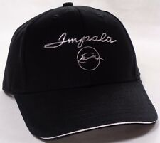 Hat Cap Chevrolet Chevy Impala Liquid Metal Black RK