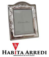 Cornice Portafoto Argento 925 Christian Dior Idea Regalo