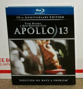 Apollo 13 Blu-ray With Slipcover