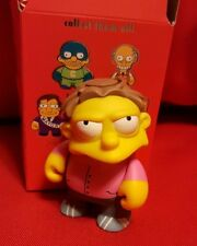 Kidrobot Simpsons Plow King Barney