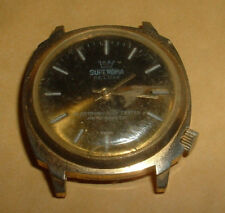 VINTAGE SUPEROMA DELUXE  SWISS WIND UP WATCH (LOT G2)