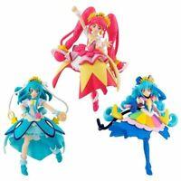 Premium Bandai Limited Star Twinkle Pretty Cure Cutie Figure Premium set 1 JAPAN