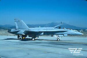 Original slide 161224 F-18 U.S. Navy, 1989