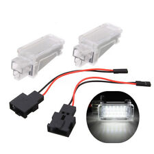 2x 18 LED Footwell Door Courtesy Light Lamp For Audi A3 A4 A6 Q7 Q5 RS4 VW Skoda