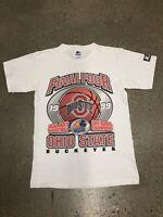 VTG 1999 Ohio State Buckeyes Final Four Basketball Starter Adult Medium Shirt