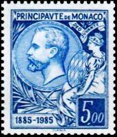 "MONACO STAMP N° 1507 "" CENTENAIRE 1er TIMBRE PRINCE  ALBERT Ier "" NEUF xx LUXE"