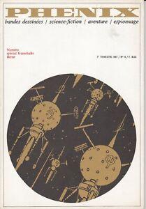 PHENIX n°4- 1967 - revue internationale de la bande dessinée.