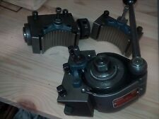 Schaublin 102 set portautensili Multifix Original A, originale Svizzera!