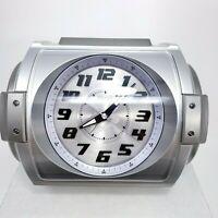 Vintage SEIKO Beat Club  Newtype Beat Alarm Clock Musical Light  QXP002SL