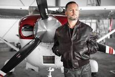 simmons bilt horsehide leather  jacket A-1, A-2 like aero, eastman 40-42