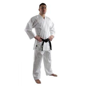 Adidas Karate Gi Adult Mens Suit Uniform WKF Approved 160 170 180 190 Kumite 8oz