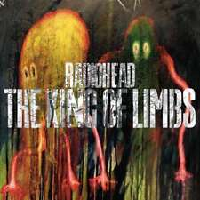 Radiohead - The King Of Limbs NEW LP