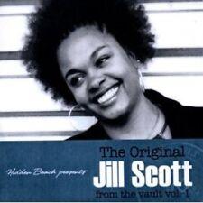 """JILL SCOTT """"THE ORIGINAL JILL SCOTT:... VOL.1"""" CD NEW+"""