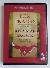 Fox Tracks by Rita Mae Brown  UNABRIDGED MP3 audiobook