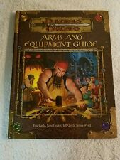 DUNGEON DRAGONS ARMS ANO EQUIPMENT GUIDE 2003